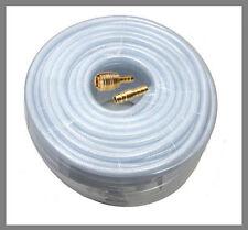 Druckluftschlauch 9mm 50m lang Schläuche Druckluft + mit Kupplungstück