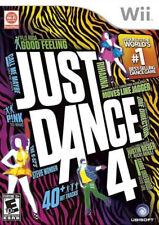 Just Dance 4 WII New Nintendo Wii, Nintendo Wii