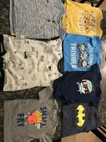 Lot Of 7 Pieces Baby Boy Clothing Size 12 Months