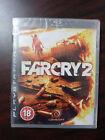 Farcry 2 Playstation 3 United Kingdom Version 18 Ubisoft Factory Sealed