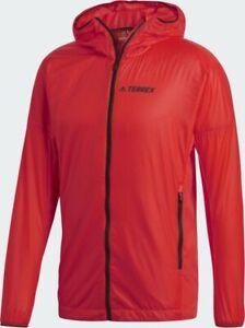 adidas Mens Terrex Agravic Alpha Hooded Shield Jacket DQ1492 RRP £130