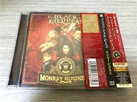The Black Eyed Peas* – Monkey Business UICA-9007 JAPAN CD OBI