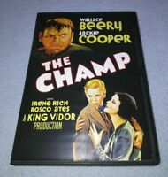 The Champ (DVD, 1931 *RARE oop