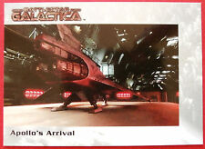 BATTLESTAR GALACTICA - Premiere Edition - Card #13 - Apollo's Arrival