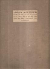 THE 33RD BATTALION MACHINE GUN CORPS. History & Memoir.