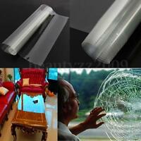 1pc Safety & Security Window Film Clear Glass Protection Anti Shatter 50cm x 2m