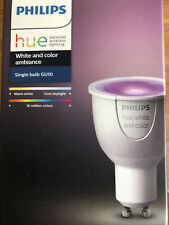 philips hue gu10 color