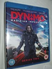 Dynamo: Magician Impossible - Series 2 BLU RAY NEW & SEALED