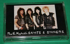 Saints & Sinners Ron E. Kayfield's Saints and Sinners Private Htf Tape Rare 1989