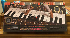 Brand New FAO Schwarz Giant Dance Mat Piano 5 Built-In Songs For Ages 3+