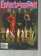 ENTERTAINMENT WEEKLY MAGAZINE ANGEL EXCLUSIVE CAST REUNION JUNE 28,2019#1568
