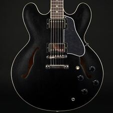 Gibson Memphis 2019 ES-335 Dot in Graphite Metallic #12158735