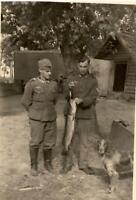 2 WW Petri Heil an der Beresina bei Borissow 1941