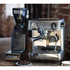 Graef Marchesa ES850 Espressomaschine Siebträgermaschine + CM 850 Kaffeemühle