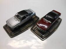 2 RARE OPEL MANTA A Models by Pilen or Artec in 1:43 with Original Box C