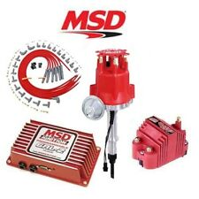 MSD 9262 Ignition Kit Programmable 6AL-2/Distributor/Wires/Coil Chevy Inline 6