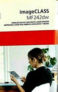 Canon imageClass MF242dw Wireless Black and White Laser Printer