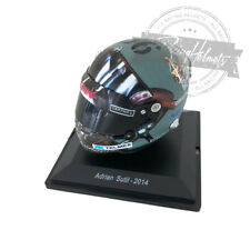 Spark Editions 1:5 Scale Adrian Sutil 2014 F1 Helmet Helm Casco Casque Formula 1