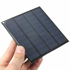 9V 2W 172-220mAh DIY Solar Panel Module System For Cells Phone Battery Charger