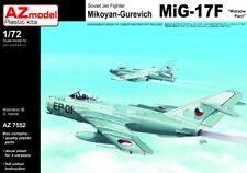 "AZ Model 1/72 Mikoyan-Gurevich MiG-17F ""Warsaw Pact"" # 7552"