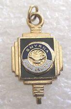 Vintage Smyrna High School Key Charm-SHS