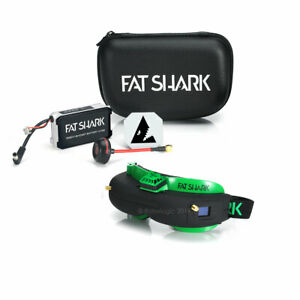 Fat Shark FSV1049 Attitude V5 FPV Goggles - USED