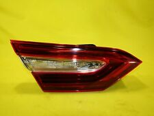 🔆 2018 18 2019 19 Toyota Camry Left LH Driver Inner Tail Light OEM *NICE* LED