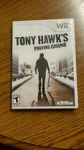 Tony Hawk's Proving Ground (Nintendo Wii, 2007)