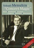 Yehudi Menuhin Concert Magic [DVD] [2005]