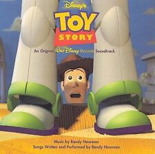 Toy Story [Original Soundtrack] [Remaster] by Randy Newman (CD, Mar-2001, Disney