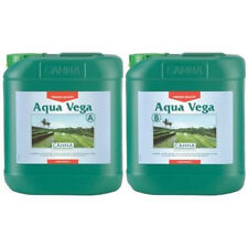 5,0L Canna Aqua Vega A & B (je 5L) Pflanzen Hydro Wuchs Dünger Grow Hydrosystem