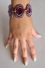 Antica Murrina Jade--Handmade Murano Glass Bracelet