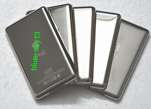 5pcs Metal Back Housing Case Cover panel shell for iPod 5th video 30gb