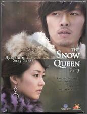 The Snow Queen DVD US Version by YA Entertainment Korean Drama Region1