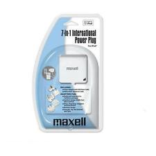 MAXELL  WORLDWIDE TRAVEL ADAPTOR I FOR IPOD, IPHONE 3, 4 ETC