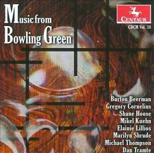 New: : CDCM Computer Music Series, Vol. 38: Music From Bowling Green State Unive