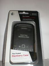 BLACK Flex Protect Blackberry Case for BB 8520