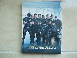 The Expendables 3 - Blu-ray Full Slip Case Limited Edition (2015) / 700 copies