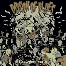PRISON OF BLUES - GRAVEYARD PARTY   VINYL LP NEU