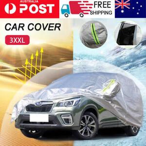 Oxford Cloth Car Cover SUV Sedan Lightweight Waterproof Dust Hail Universal