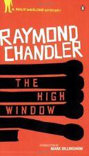 The High Window,Raymond Chandler, Mark Billingham