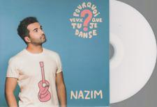 Nazim Pourquoi Veux tu Que Je Danse CD PROMO test pressing / pré promo