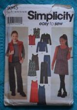 Mixed Lot simplicity new Sewing Patterns