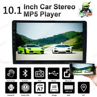 "10.1"" 2 Din Android 8.1 Car Stereo MP5 Player Radio GPS Navi Quad Core Bluetooth"