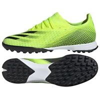 Chaussures de football Adidas X Ghosted.3 Tf M FW6944 multicolore vert