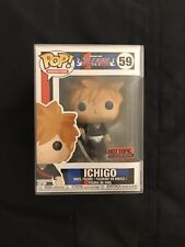 Bleach Ichigo VAULTED Funko Pop + Free Pop Protector!