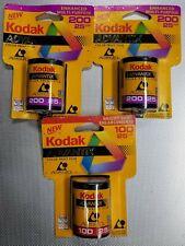 KODAK Advantix 100 & 200 Color Print Film, 25 exposures Exp. 1998 &1999