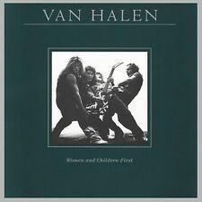 Van Halen Women & Children First LP CD Cover Bumper Sticker or Fridge Magnet