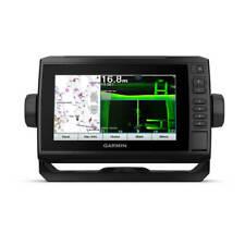 "Garmin Echomap Uhd 72Sv, 7"" Keyed-Assist Touchscreen Chartplotter with Worldwide"