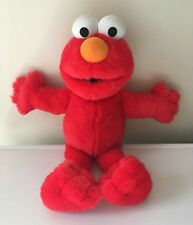 ELMO SESAME STREET 48cm plush stuffed toy Mattel Fisher-Price excellent cond